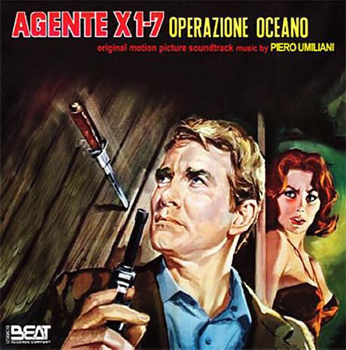 Agente X1-7 Operazione Oceano [Import]