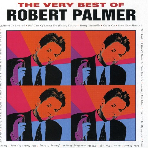 Robert Palmer - Very Best Of Robert Palmer