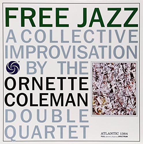 Ornette Coleman - Free Jazz [LP]