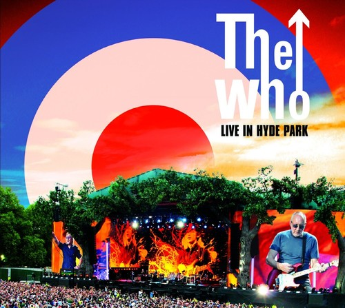 Live In Hyde Park [LP/ DVD]