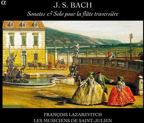 Bach : Sonates & Solo Pour la Flute Traversiere