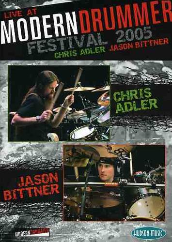 Live at Modern Drummer Festival 2005