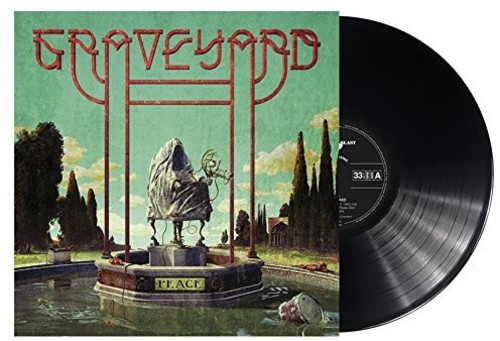 Graveyard - Peace [Import LP]