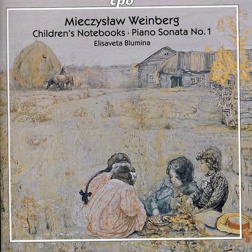 Piano Works: Children's Notebooks - Sonata 1