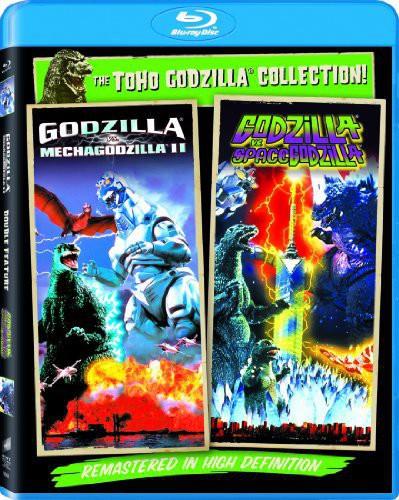 Godzilla vs. Mechagodzilla II /  Godzilla vs. Spacegodzilla