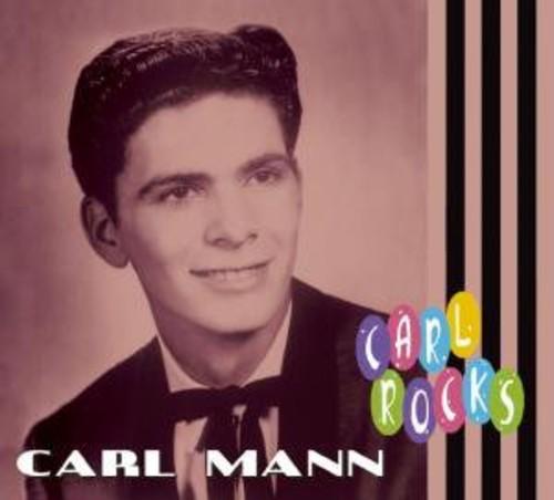 Carl Mann - Carl Rocks [Import]