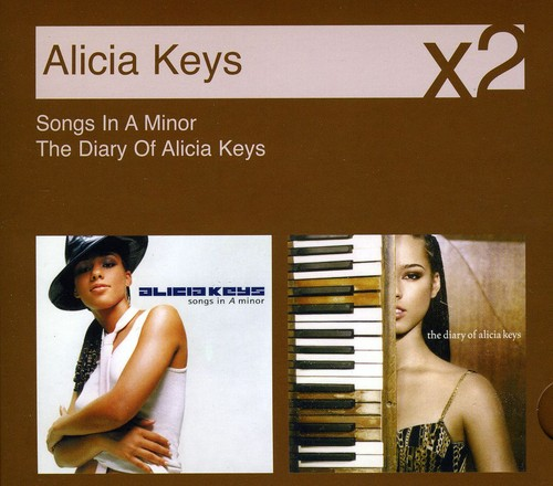 Alicia Keys - Songs In A Minor/The Diary Of Alicia Keys [2 Discs][Slim Pack]
