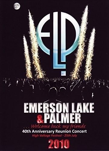 ELP 40th Anniversary Reunion Concert 2010 [Import]