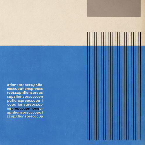 Preoccupations - Preoccupations [Indie Exclusive Colored Vinyl]