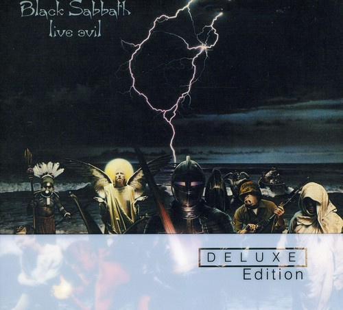 Black Sabbath - Live Evil: Deluxe Edition [Import]