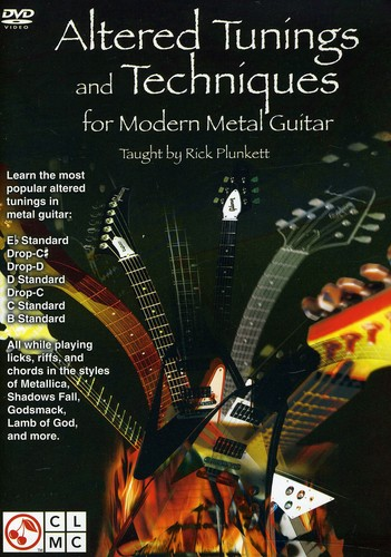 Alternate Tunings and Techniques for Modern Metal Guitar
