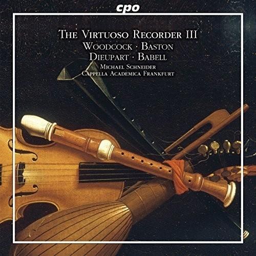 Virtuoso Recorder: Concertos of the English Baroqu