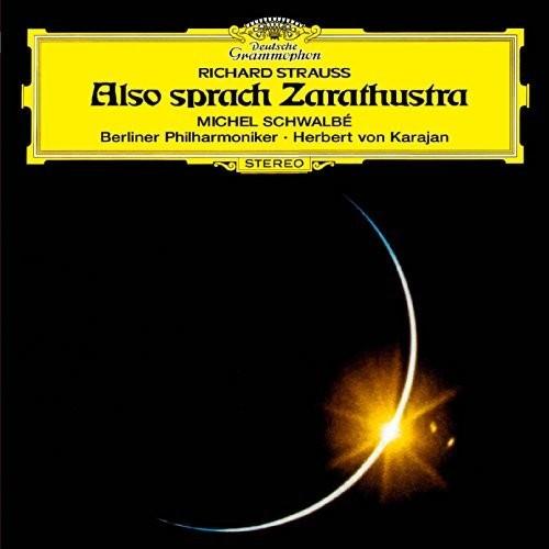 R Strauss / Karajan,Herbert Von - R. Strauss: Also Sprach Zarathustra (Shm) (Hrcu)