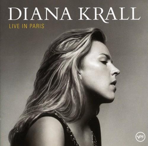Diana Krall-Krall, Diana : Live in Paris