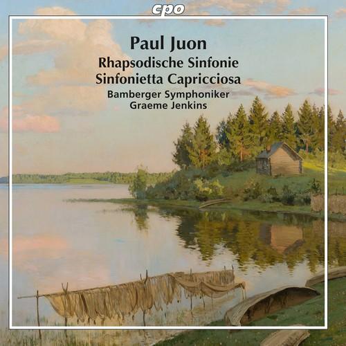 Paul Juon: Rhapsodische Sinfonie & Sinfonietta Capricciosa
