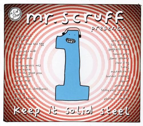 Mr. Scruff - Keep It Solid Steel