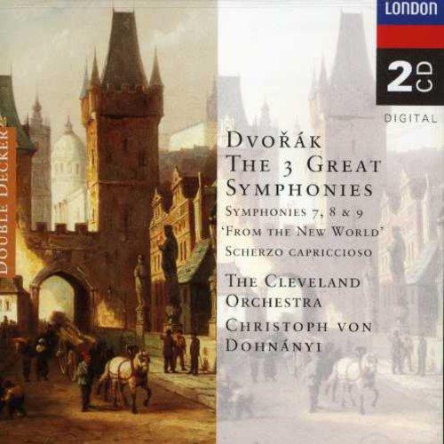 Symphonies 7-9