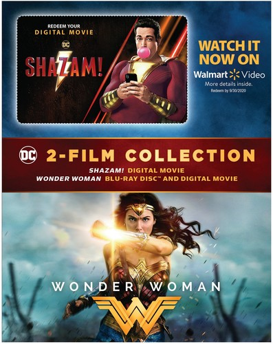 Wonder Woman [Blu-ray/DVD]