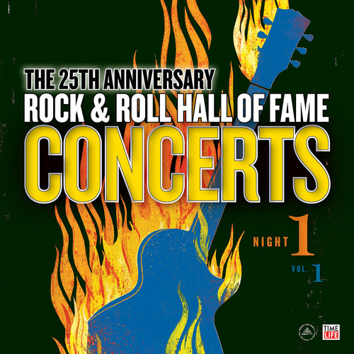 Rock & Roll Hall Of Fame - The Rock And Roll Hall Of Fame: 25th Anniversary Night One, Volume 1 [Limited Edition LP]
