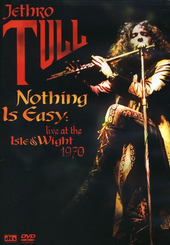 Jethro Tull - Nothing Is Easy: Live at the Isle of Wight 1970