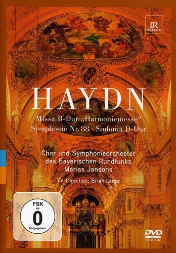 Sinfonia in D Major /  Symphony in G Major /  Harmoniemesse