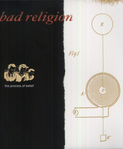Bad Religion - The Process of Belief [LP]