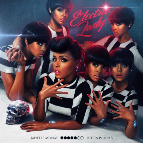 Janelle Monae - Electric Lady (Dlcd)