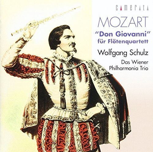 Don Giovanni Arranged for Flute Violin & Cello