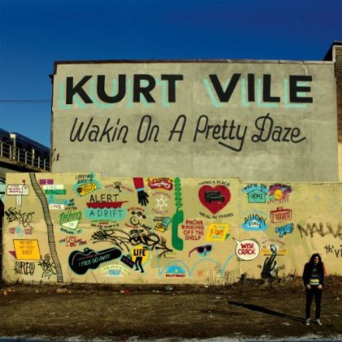 Kurt Vile - Wakin On A Pretty Daze [Vinyl]