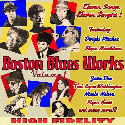 Boston Blues Works 1 /  Various