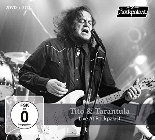 Tito & Tarantula - Live At Rockpalast