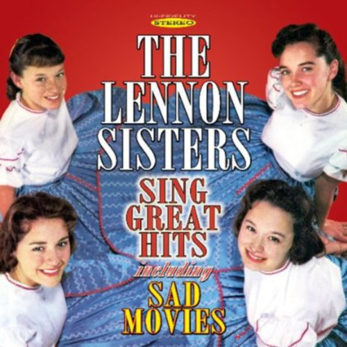 Sing Great Hits Including Sad Movies