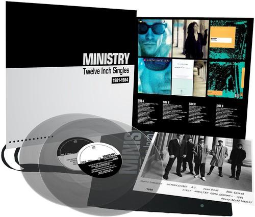 Ministry - Twelve Inch Singles (Exp)