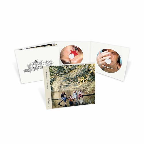 Paul McCartney & Wings - Wild Life: Remastered [2CD]