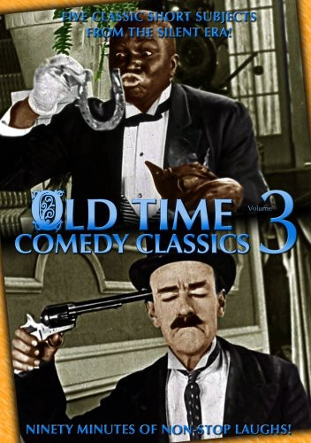 Old Time Comedy Classics: Volume 3