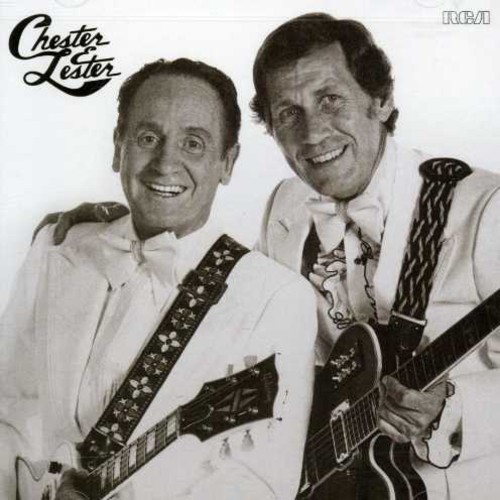 Chet Atkins - Chester & Lester (American Milestones)