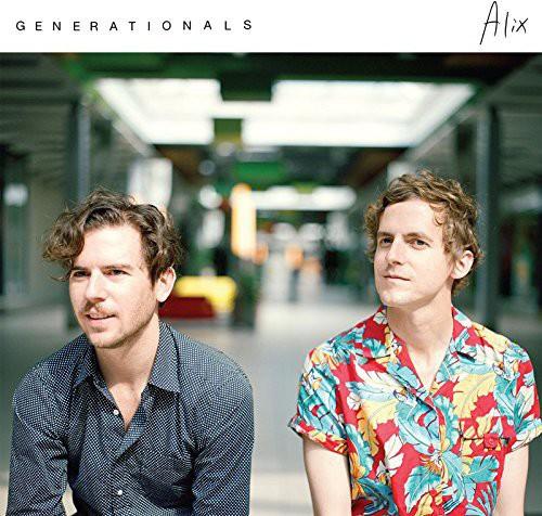 Generationals - Alix