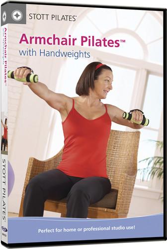 Armchair Pilates: Hand Weights