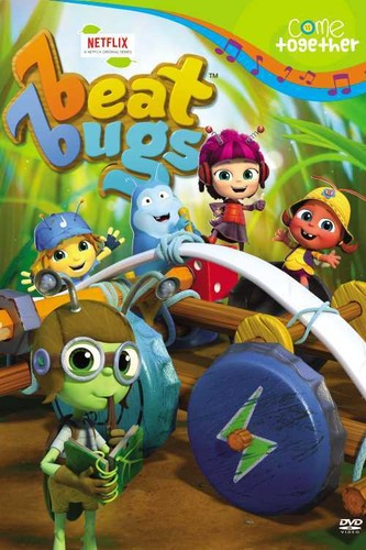 The Beat Bugs Season 1: Volume 2 - Come Together