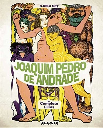 - Joaquim Pedro De Andrade: Complete Films