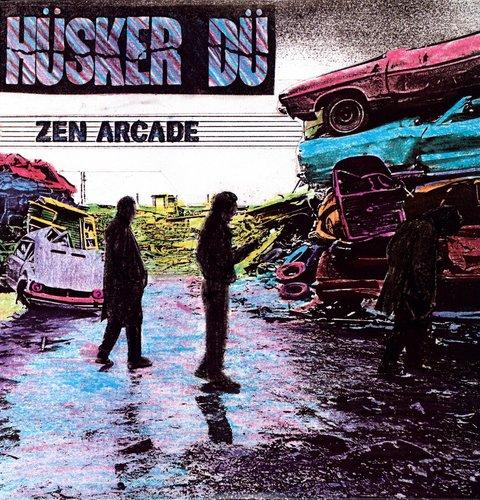 Husker Du - Zen Arcade