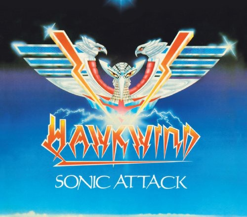 Sonic Attack [Import]