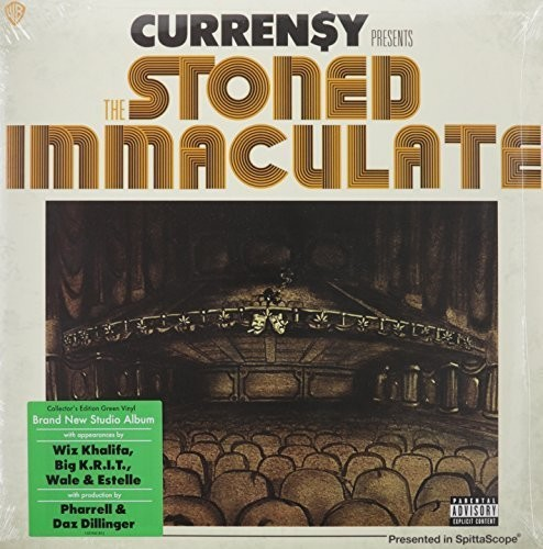 The Stoned Immaculate (Green Vinyl)