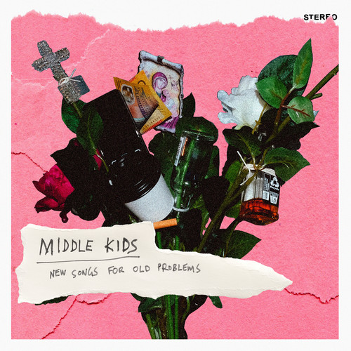Middle Kids - New Songs For Old Problems EP