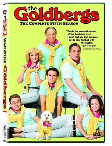 The Goldbergs: The Complete Fifth Season