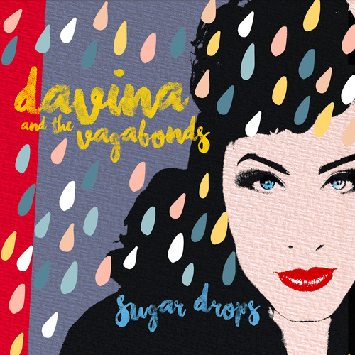Davina & The Vagabonds - Sugar Drops [LP]