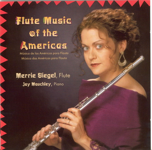Flute Music of the Americas