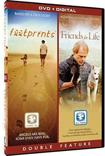 Footprints & Friends for Life - Double Feature + Digital