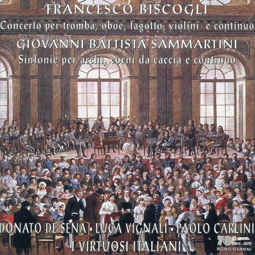 Concerto for Trumpet Oboe Bassoon Violin Continuo