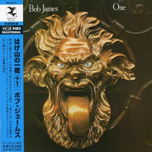 Bob James - One (Jpn) [Remastered] (Jmlp)